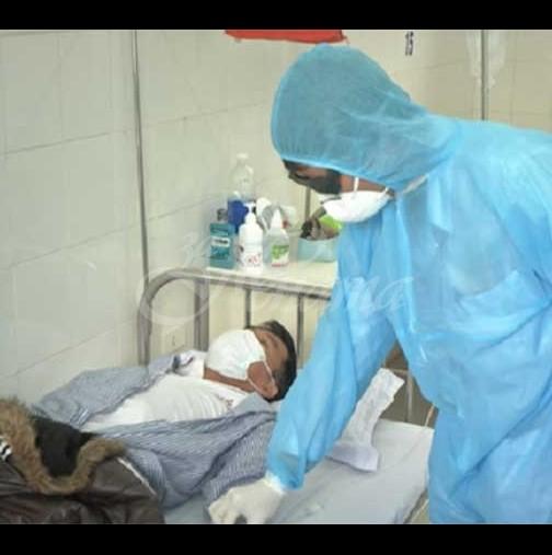 Болен почина веднага след като изпи лек срещу коронавирус