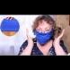 Как да си направим защитна маска от плат без шиене - трябва ти само остра ножица и за няма и 5 минути е готова (Видео):