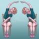 9 упражнения на стол, с които да се раздвижим и спасим от залежаване и болки в гърба по време на криза (снимки)