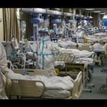 Нов рекорд по смъртност от COVID-19. Ето колко хора починаха само за 1 вечер