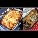 Слагам си спагетите в тавичка, заливам със соса и пека. Върховната мързелива рецепта за сочни спагети: