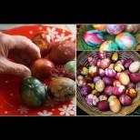 Баба знае най-добре: 3 железни бабини метода за боядисване на яйца. Лесно и красиво: