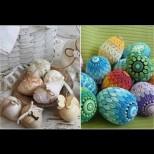 20 невероятно красиви идеи за великденски яйца без бои - майсторски изпълнения (Снимки):