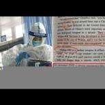 Книга, издадена през 1981 година предсказва абсолютно точно коронавируса, както и как ще протече и откъде идва-Снимка