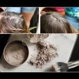 Гениална рецепта против омазняване на косата - за 5 минути прави мазните кичури пухкави и обемни: