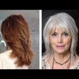 11 прически  за дами над 40, които не изискват никаква поддръжка- ставаш, решиш и тръгваш (снимки)