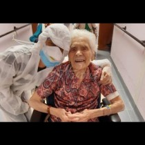 103-годишна италианка пребори коронавируса след седмица на легло - ето как се е излекувала: