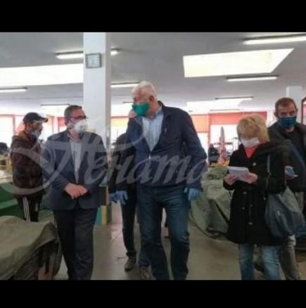 Ангел Кунчев каза, дали фризьорските салони и пазарите могат да работят