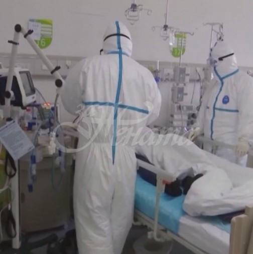 Почина човек излекуван от коронавирус само след няколко дни!