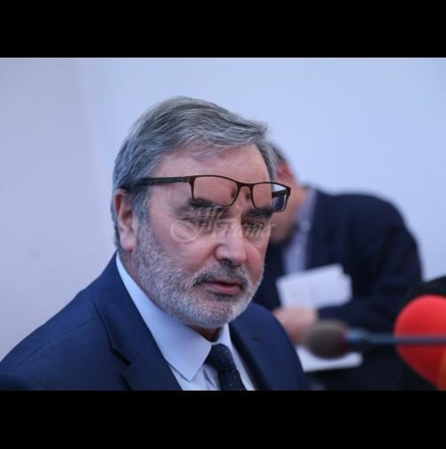 Д-р Ангел Кунчев с резултатите от тестовете на 1016 полицаи на първа линия - имаме ли вече колективен имунитет?