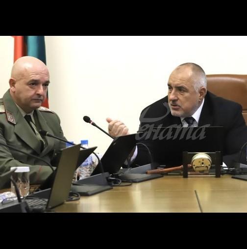 Борисов и Мутафчийски на среща: Не изглеждаш комплексиран въобще-Ето какво още си казаха!