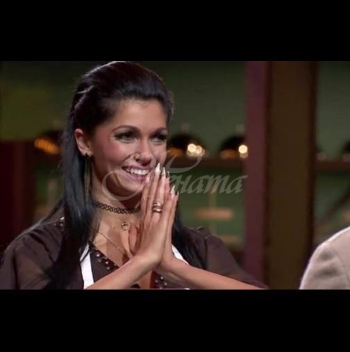 """Ето как изглеждаше Кристина от """"Мастър шеф"""", когато спечели титлата """"Мис дупе"""" (Снимки):"""