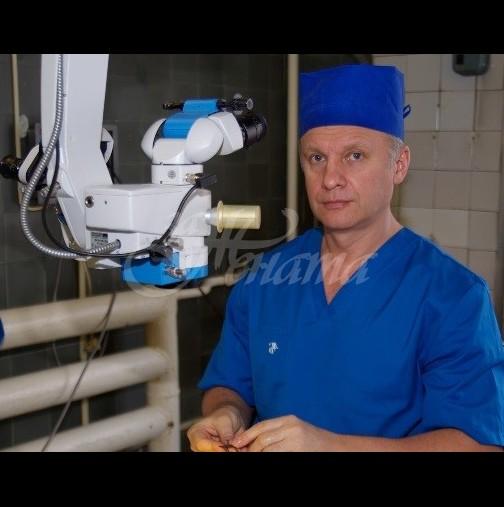 Главен офталмолог сподели за нов признак на коронавируса
