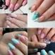 22 най-нежни маникюри в синьо и розово-Феерия от нежност и красота