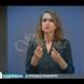 Никой досега не говореше за жената, която превежда новините за коронавируса на жестоматичен език-Вижте какъв прекрасен човек е!