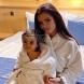 Преслава зарадва всички с това видео как тренира с малкото сладурче