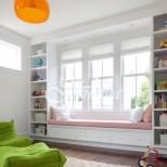 19 страхотни идеи как да използваме пространството около прозорците (Галерия)