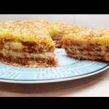 Най-нежната торта без блатове и без бисквити - толкова е крехка и сочна, а се прави за 10 минути: