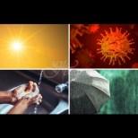 Учени от САЩ с прекрасни новини: При тези атмосферни условия коронавирусът умира за 2 минути