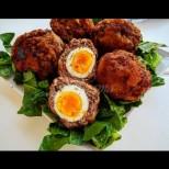 Яйца по шотландски - фантастична вкусотия с остатъците от Великден. Лесни, бързи, адски вкусни: