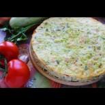 Диетична вкусотия с тиквички и пиленце - райско чудо за тънка талия и сито коремче: