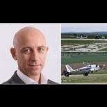 Първи кадри от авиокатастрофата с бизнесмена Ивайло Пенчев (Снимки):