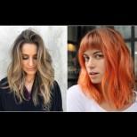 15 изкусителни нюанса на лятото - цветовете в косите, които превземат салоните. Ултрамодерни и много шик (Снимки):