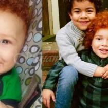 Рижаво бяло бебе се роди в семейство на афроамериканци, а след ДНК теста настъпи още по-голямо учудване