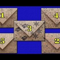 Съдбата ви е изпратила старовремски писма-Изберете плик и разберете какво ви очаква!