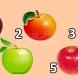 Ябълки на късмета- изберете ябълката на вашата съдба и вижте какво ви е подготвила