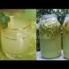 Домашна лимонада от бъз - стъпка по стъпка рецепта