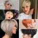 15 очарователни и стилни къси прически за гъста коса