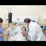 Пациент излезе от кома и не повярва как се е променило всичко с пандемията