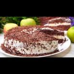Най- вкусната и бърза торта, която някога съм правила само 10 минутки