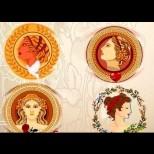 Изберете си Афродита, която ви привлича, за да разберете близкото си бъдеще