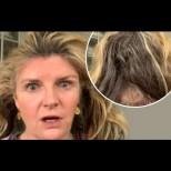 Известна ТВ-водеща спря да мие косата си за 6 седмици и забеляза невероятна промяна. Ето как изглежда сега (Снимки):