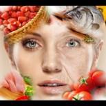 6-те храни на старостта - продуктите, които ни образуват бръчки: