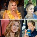 17 красиви и известни жени без грим (Снимки):