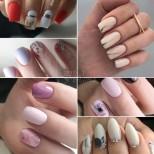 24 ултра модерни маникюра за къси нокти