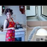 7 местенца в дома, които издават домакинята-мърла: