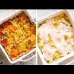 3 тиквички, 3 яйца, малко кашкавал и сиренце - става царско ястие! Дори децата, които не обичат тиквички питат за още!