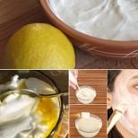 3 маски за лице с кисело мляко-Подхранваща, срещу възрастови петна и овлажняваща
