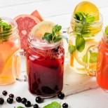 Рецепта за турска лимонада и ягодова лимонада