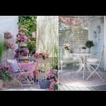 Невероятни идеи как да създадем романтика в стил шаби-шик - разкош за ценители (Снимки):