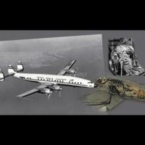 Зловещата история на полет Сантяго-513, който кацна с 92 скелета на борда 35 години след излитането си: