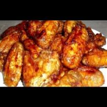 Лепкави пилешки крилца в сладко-кисел сос - няма наяждане, толкова са вкусни!