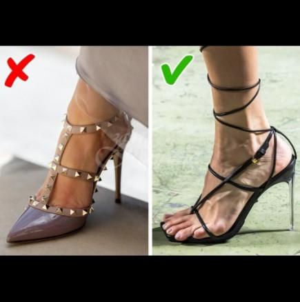 15 демоде обувки, които крещят, че сте остаряли и с какво да ги замените (снимки)