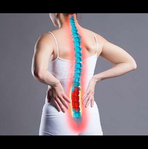 6 мързеливи упражнения за кралска осанка и при болки в гърба: