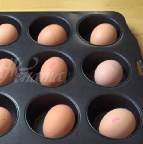 Новият начин за варене на яйца подлуди всички домакини