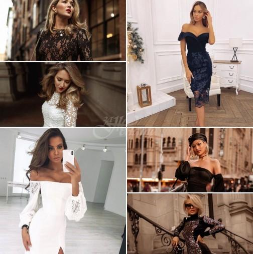 Ако имаше балове, ето това щяха да са роклите в тенденция-17 идеи, препоръчани от стилистите